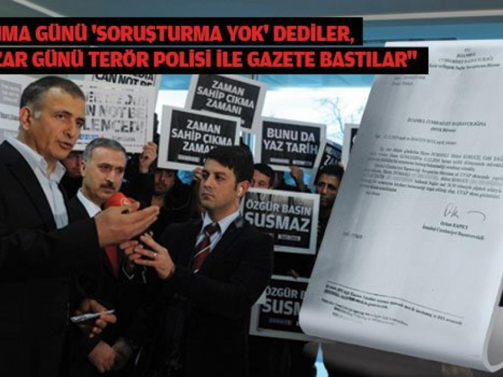 Proje mahkemeler Erdoğan'ın onayını bekledi: 1 saatte gözaltı için makul şüphe oluşturdular