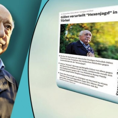 Fethullah Gülen Hocaefendi, Süddeutsche Zeitung'a konuştu
