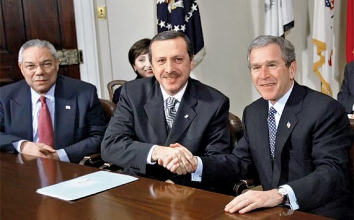 Hizmet, Erdoğan ve ABD